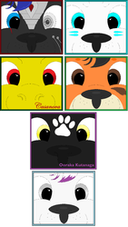 Icon Batch 5|by KateTheMarten