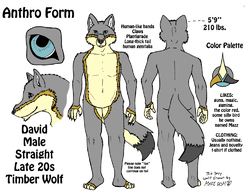 David Ref Sheet|by Mazz