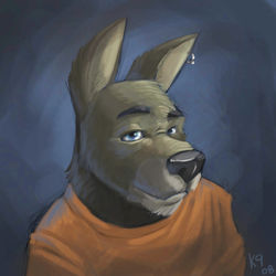 Old Portrait 2008|by K-9