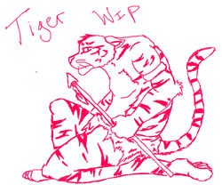 Tigerwip|by FenchFletcher