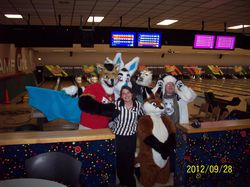 At the Bowling Meet 2012|by Skibs