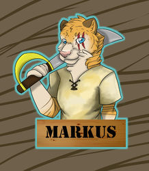 Markus Badge Commission|by Captain Markus
