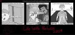 Life With Nelwin 2014, 05 -Alvin VS Nelwin-|by Charrio