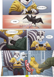 """WARcrafts"": Chapter 1- Page 2