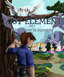 The Lost Element Cover Vol. 1|by XD-385