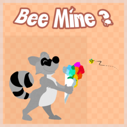 :: Bee Mine ::|by King Gigabyte