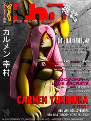 Fur Hare Magazine (2011)|by CylenX