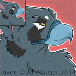 Icon: LunarEclips 2014|by airraiser