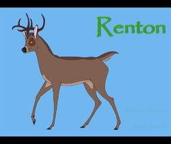 Renton (Feral Version)|by RentonTBuck