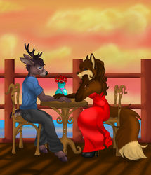A Date With Coco Vixen|by RentonTBuck
