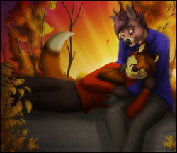 Autumn Love|by RentonTBuck