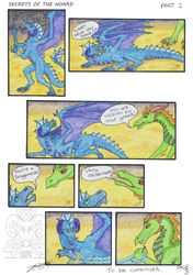 Secrets of the Hoard - Part1 page3|by ZhaKrisstol