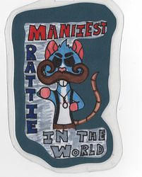 Rattie the Mani|by Ratfurr
