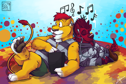 Share music|by leo_zeke