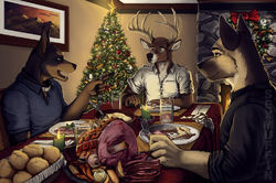 Christmas Dinner|by SexMuffin