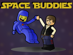 SPACE BUDDIES!!|by TateShaw