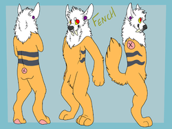 Fench Ref|by chaoswerewolf