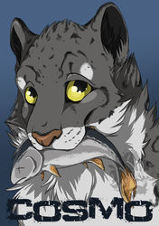 Badge - Cosmo|by IndiWolf