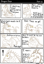 Dragon Days... part 13|by Ausfer