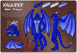 Valkrex - Ref Sheet|by Valkrex