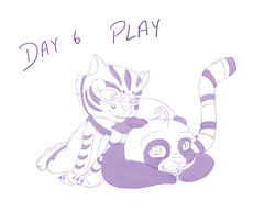 Day 6 - Play|by zeaeve