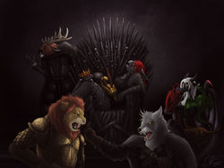 Game of Thrones (fanart)|by Etrii