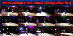 Furnal Equinox Fursuit Dance Competition 2014 Videos|by FoxLightning