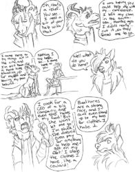 First Impressions - 4|by ZsisronDarkwater