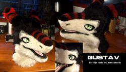Gustav suit head|by nassarend