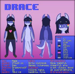 Slightly outdated ref|by Dracedragon