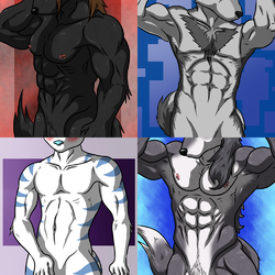 Commissioned Sexy Icons Batch 02|by Iudicium_86