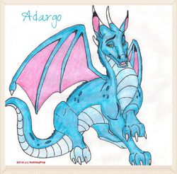 Adargo ;)|by HolidayPup