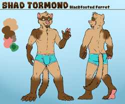 Shad Tormond Ref|by shadferret