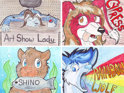 VancouFur Badges 2013 Part 2|by MikeFurry