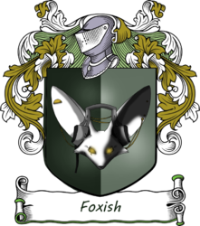 Join House Foxish! (Game Of Con Chairs art)|by Etheras