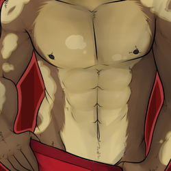 .:: Atticus and His Abs ::.|by XInfectiousDIseaseX