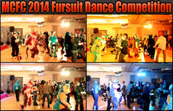 MCFC 2014 Fursuit Dance Competition Videos|by FoxLightning