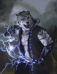 Essence of Lightning|by Scyrex