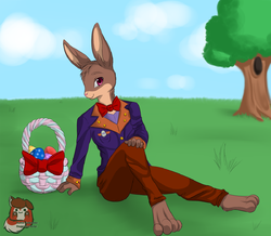 Happy Easter~!|by HuggableHusky