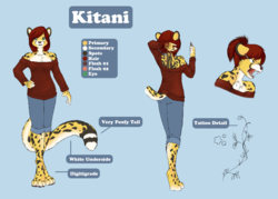 [CM] Kitani Wears a Sweater Several Times|by Spix