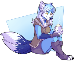 MeggersNuff | Commission|by SBNeko