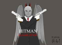 Hitman: Eloahlution|by Inanna Eloah