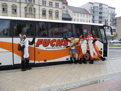 Bus-Fuchs 1|by JCFox