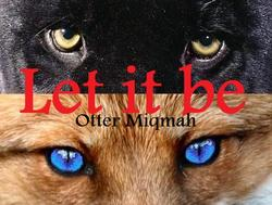 Let It Be Logo|by Otter Miqmah