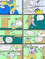 ShyGabumon p13|by Spyro15