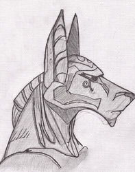 Anubis|by Wolf Nightide