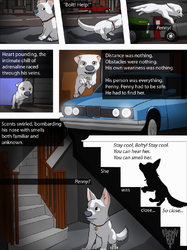 Fun With Bolt & Penny: Coming, Ready or Knot! Pg.1|by Born To Die