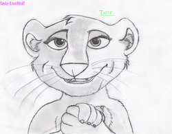 Kate Lioness Me Favorite character|by TasteLionWolf