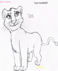 Kate Lioness, Love this !!! i like much you kate !!!|by TasteLionWolf